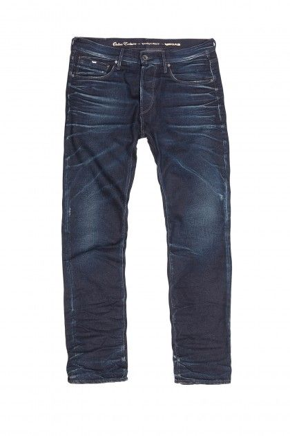 RAUL Y012 - Online Exclusive - Jeans - Man - Gas Jeans online store - Unique piece denim