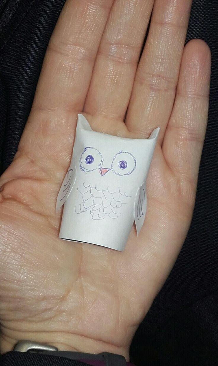 Papír bagoly