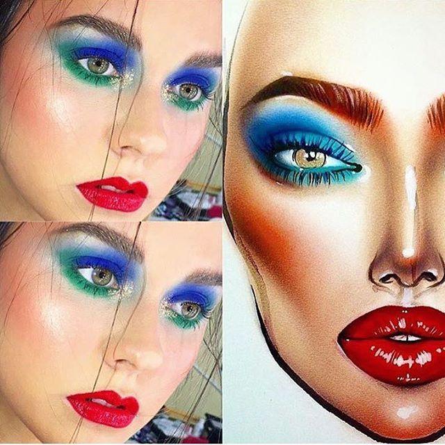 #artistmilk1422 #artist @mityamboo ✨ model @_nastynastya_  What makes this guy just awesome! This is a must see! I love what he's doing @mityamboo thank you so much @mityamboo  Very cool!!!  спасибо огромное! Потрясающий макияж!  #amazingmakeupartist  @mityamboo ✨#artist@milk1412 #mylove #myart #myartistcommunity #myartistcommunityrussia #makeup #makeupart #makeupstar #makeupartist #makeuplover #macfacechart #luck #facechartartist #fashion #facechart #facechartart #facea...