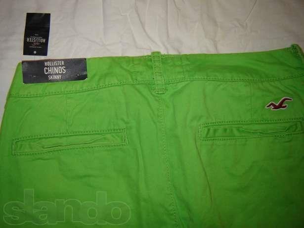 Холлистер мужские джинсы размер