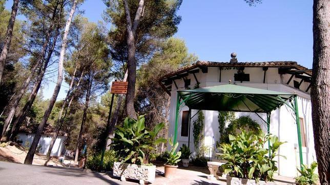 Balneario de Cofrentes (Valencia)