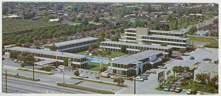Uplander motor hotel route 66 panoramic size p c for Citrus motors ontario ca