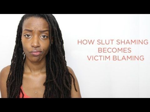 I don't believe in the word slut. It's a silly name that is completely meaningless in the definition of women.