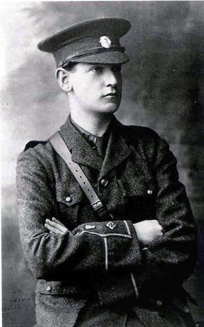 "Michael Collins: a young Captain in the 1916 Rising | During the Easter Rising, he served as staff Captain and aide-de-camp to Joseph Plunkett, at the Rising's headquarters in the General Post Office building (the ""GPO"".)"
