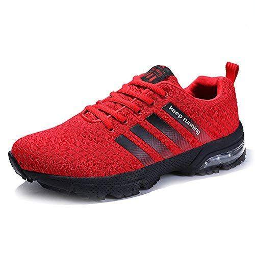 Senbore Chaussures de Sport Basket Running Respirantes Athlétique ...