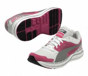 At last! A cute and light-weight stability running shoe!