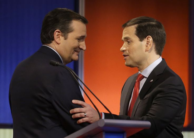 Who's up and who's down in South Carolina polling, since New Hampshire?. AP Image AP_2046725431