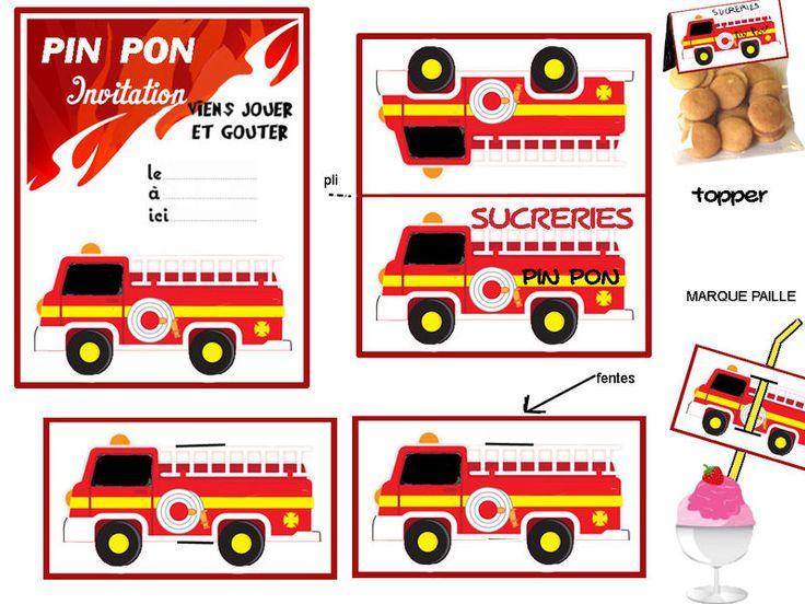 theme les pompiers heroiques 1 et 2 et 3 doudous patrons patterns anniversaire pompier. Black Bedroom Furniture Sets. Home Design Ideas