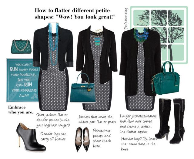 """""""How to flatter different petite shapes"""" by professionality ❤ liked on Polyvore featuring rag & bone, Lipsy, Warehouse, Laura Biagiotti, Trina Turk LA, OPTIONS, Valentino, Jean-Michel Cazabat, Andrea Valentini and Cole Haan"""
