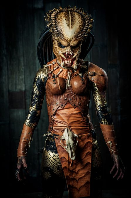 Female Predator | Ropecon 2013 #costumes #cosplay