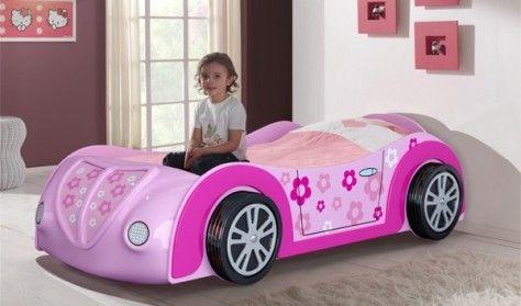 Flower Car Bed