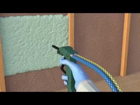 Spray Foam Insulation Kits from Foam it Green : Easy winter installation