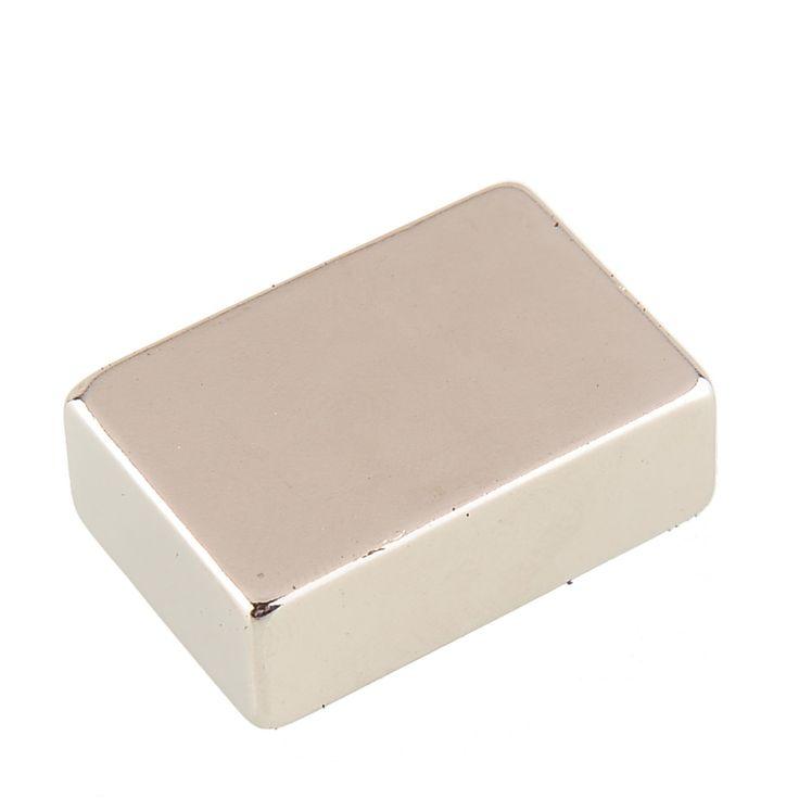 新しいビッグスーパーストロング立方体ブロック磁石希土類ネオジム30 × 20 × 10ミリメートルドロップ無料冷蔵庫マグネット