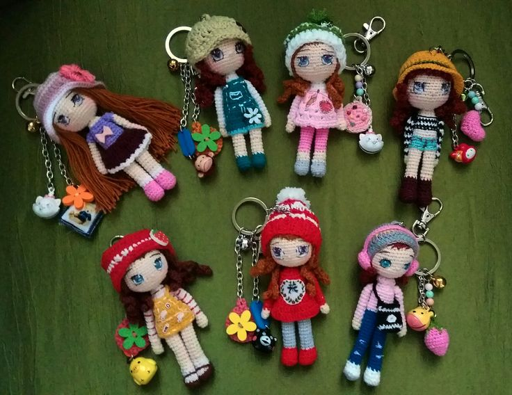 Amigurumi Crochet Keychain : Best crochet projects images amigurumi patterns