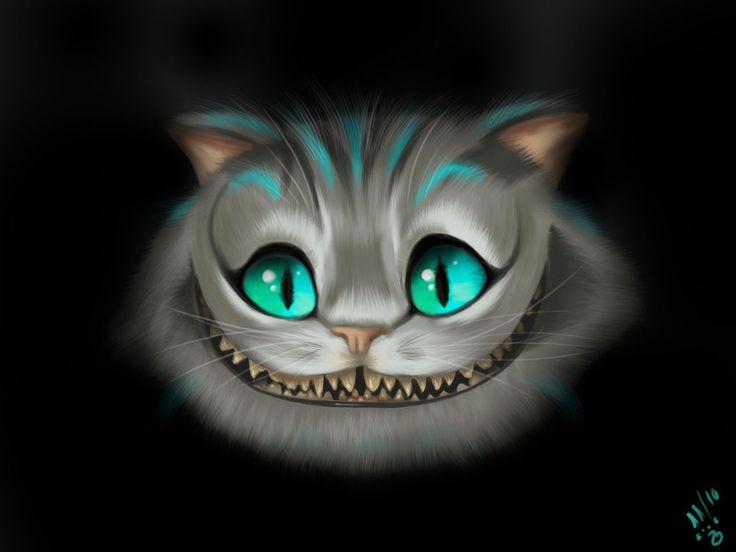 Чеширский кот от * SonnyKat на DeviantArt