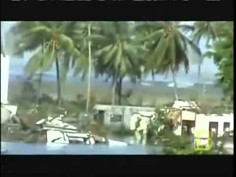 Tsunami Indonesia Aceh 2004 And Tsunami Mosques Miracle of Allah