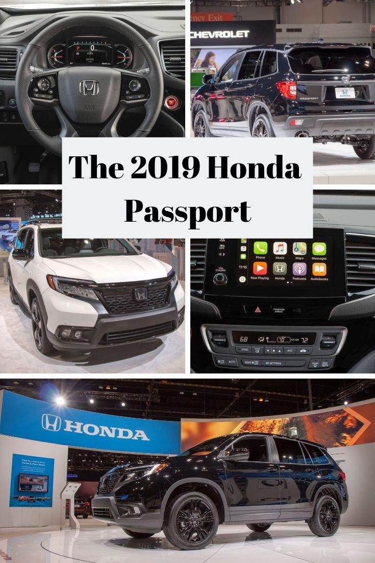 Honda Dealers Illinois >> Learn More About The 2019 Honda Passport Honda Dealer Chicago
