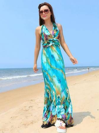 1000  ideas about Beach Maxi Dresses on Pinterest | Stylish eve ...