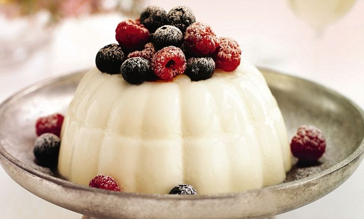 Flummery is a white jelly that was set in elegant moulds and served at balls such as the one Mr Bingley throws at Netherfield in Pride And Prejudice