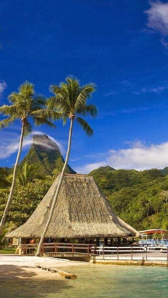 Tahiti, French Polynesia _Tahiti Francia Polinézia