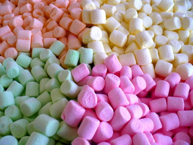 DIY - marshmallow fondant