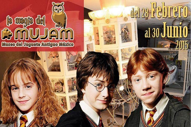 La magia de Harry Potter en el Museo del Juguete