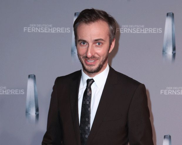 German comedian Jan Böhmermann could face prison for 'smear poem' against Turkish President Erdogan