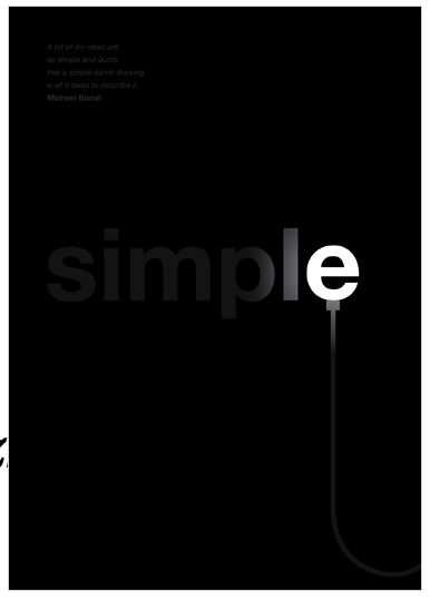#graphic design #simple