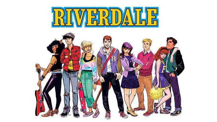 Riverdale S01E05 ENG – Heart of Darkness