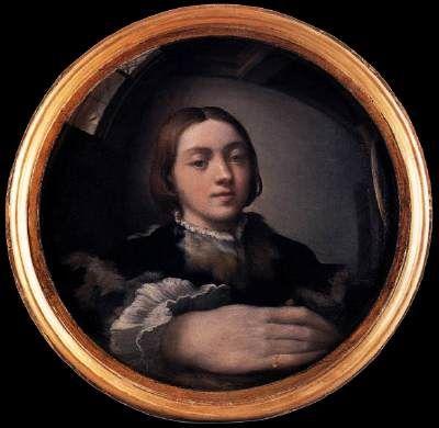 zelfportret in bolle spiegel - Google zoeken