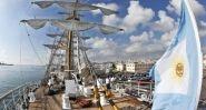 Tortuga - Embargan el buque escuela del ejército argentino