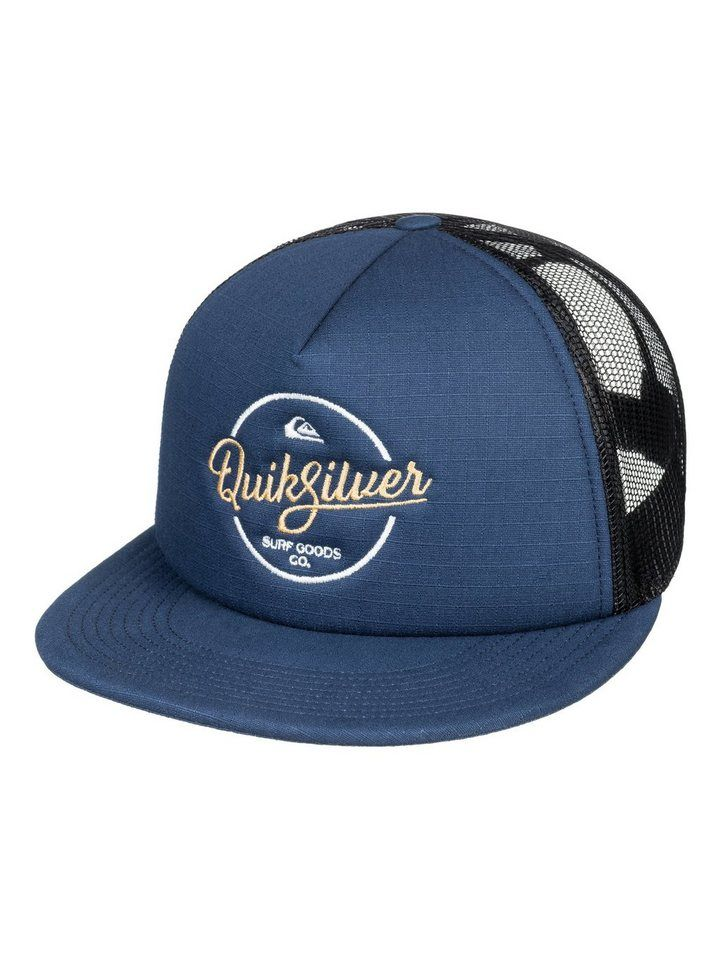 first rate 58c02 f9f2e ... wholesale quiksilver trucker cap turnstyles für 1595. 5 panel 032c1  9dc4a