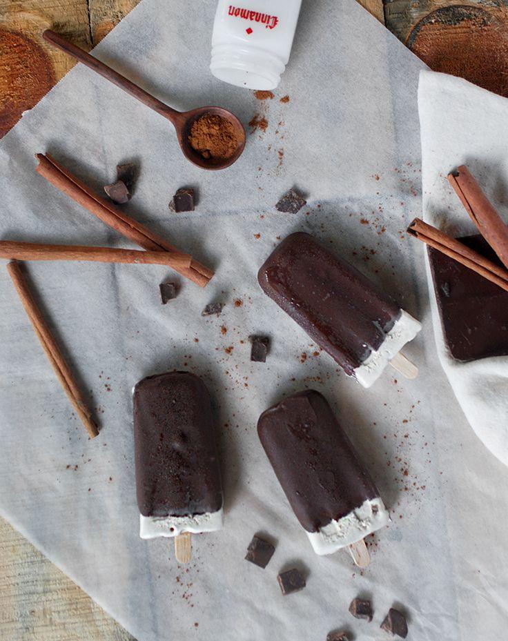 Saigon Cinnamon Chocolate Pops | The Merrythought