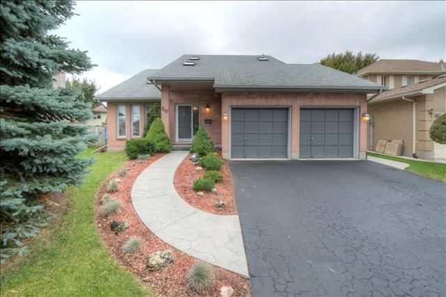 Double Drive and Landscaped