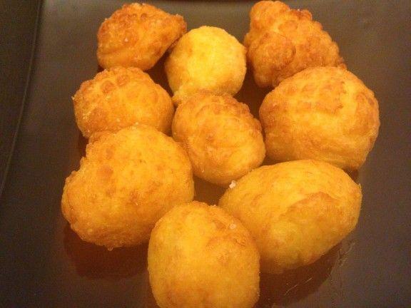 Pommes de terre dauphine