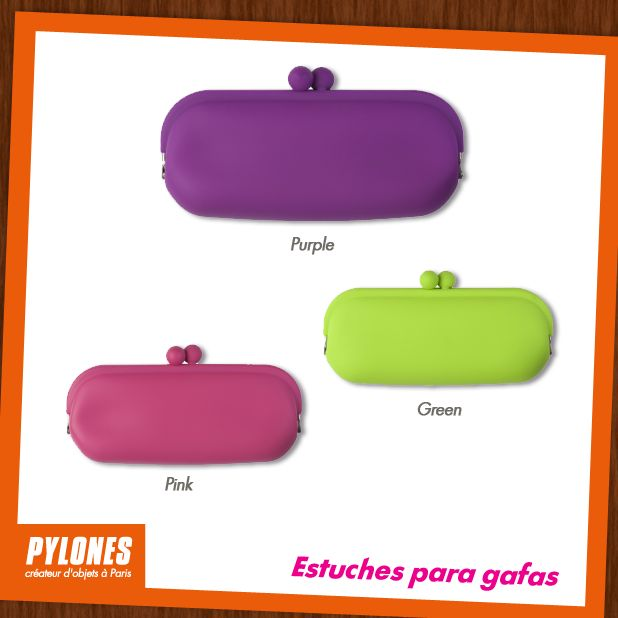 Estuches para gafas. @pylonesco #pylonesco