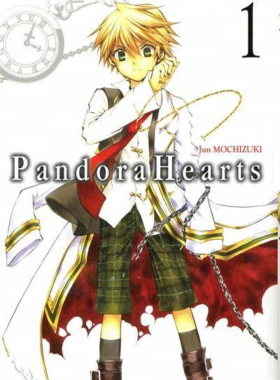 Pandora manga