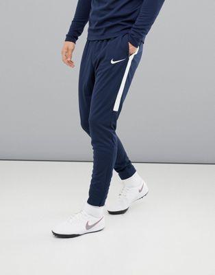 3ebc15e48bfe9 Nike Football Dry Academy Joggers In Navy 839363-451 in 2019 ...