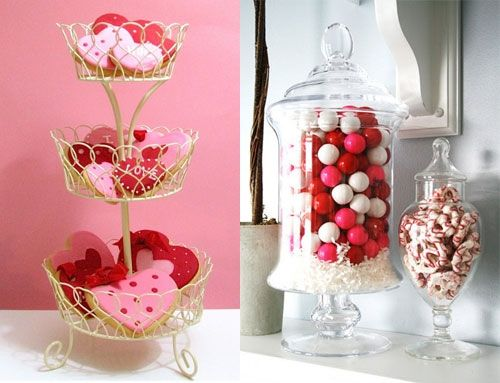 50 Gorgeous And Romantic Valentines Day Decorating Ideas 2013