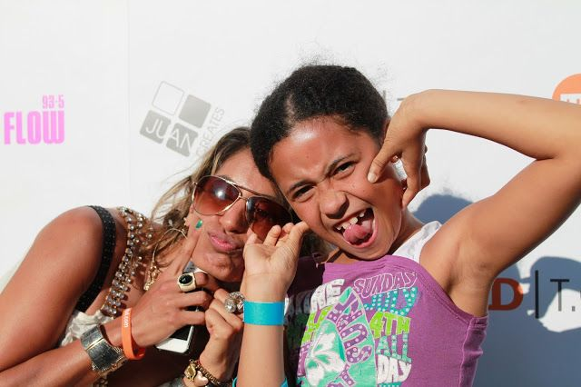 Pinned from @Itsbrookesworld blog. @Farah Saloojee and Brooke making silly faces at #YDTO http://youtu.be/Tv3p2J-hd4o