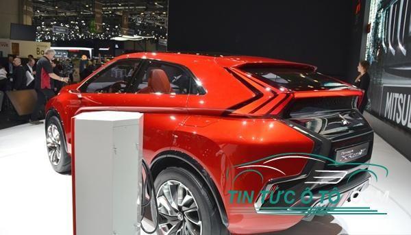 Chi tiết xe Mitsubishi Eclipse SUV thế hệ tiếp theo