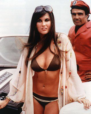 Naomi (Caroline Munro) The Spy Who Loved Me 1977 Another one of the bad Bond girls, Naomi is an assistant to villain Karl Stromberg. She guns for Bond from a helicopter, but Bond escapes and shoots her down with a missile from his Lotus Esprit submersible car. Naomi is the first Bond girl in the series to be killed by Bond himself.