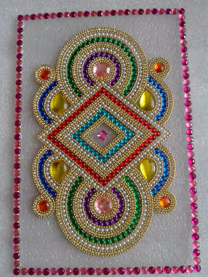 808 best images about rangoli on pinterest peacocks for Art and craft for diwali decoration