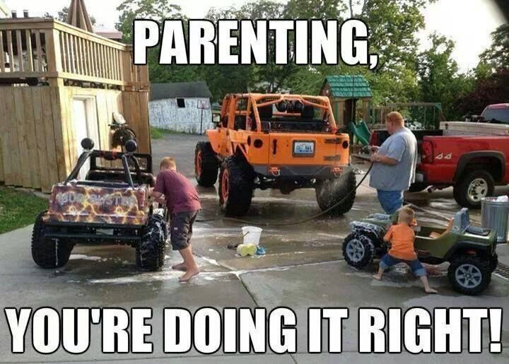 """PARENTING, You're Doing It Right!"" _____________________________ Reposted by Dr. Veronica Lee, DNP (Depew/Buffalo, NY, US)"