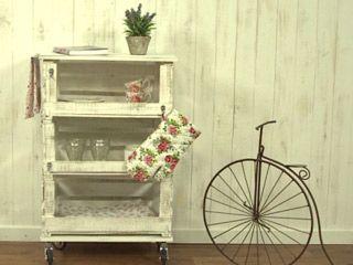Manualidades y Artesanías | Organizador con cajones de verduras | FOXlife.com