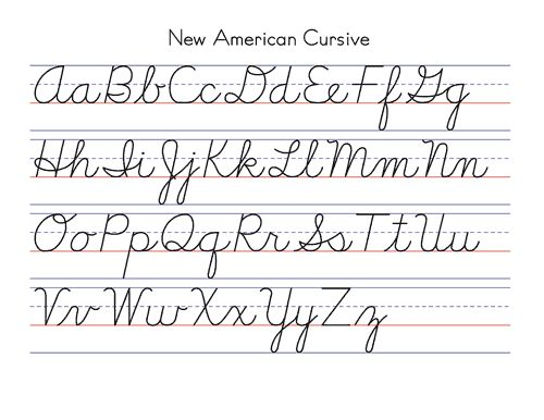 11 best images about Handy Handwriting on Pinterest | Cursive ...