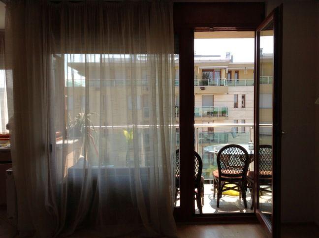 living room's terrace from inside