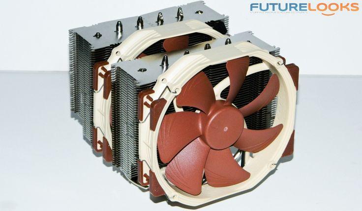 Noctua NH-D15 Dual Tower CPU Cooler Review - Futurelooks