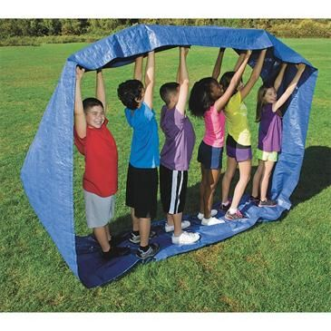 Run Mat- cool team building activity
