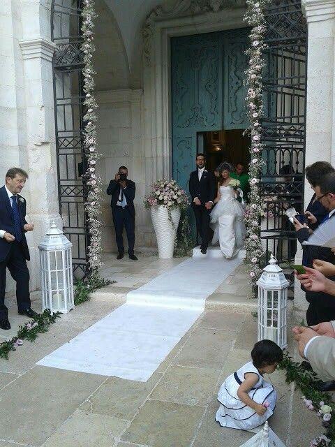 W gli sposi!!
